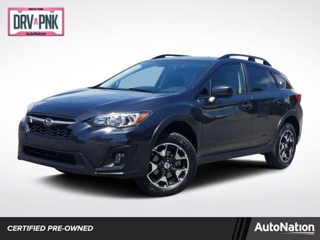 Certified 2018 Subaru Crosstrek Premium SUV in Spokane Valley, WA