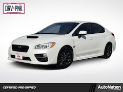 Certified 2015 Subaru WRX Sedan in Spokane Valley, WA