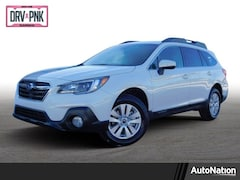 New 2019 Subaru Outback 2.5i Premium SUV in Spokane Valley, WA