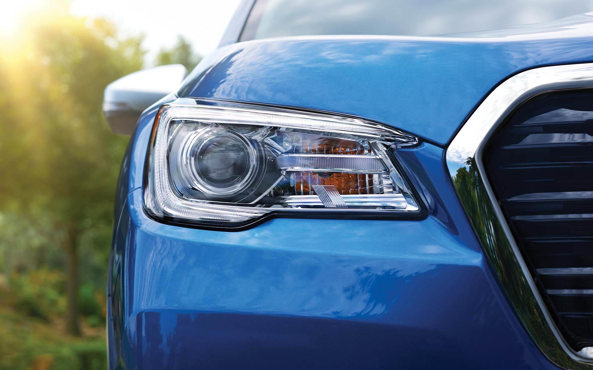 Subaru Ascent headlight