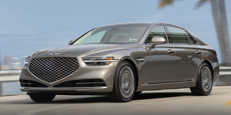Genesis of Arapahoe - The 2020 Genesis G90 is designed for ultimate power near Colorado Springs CO