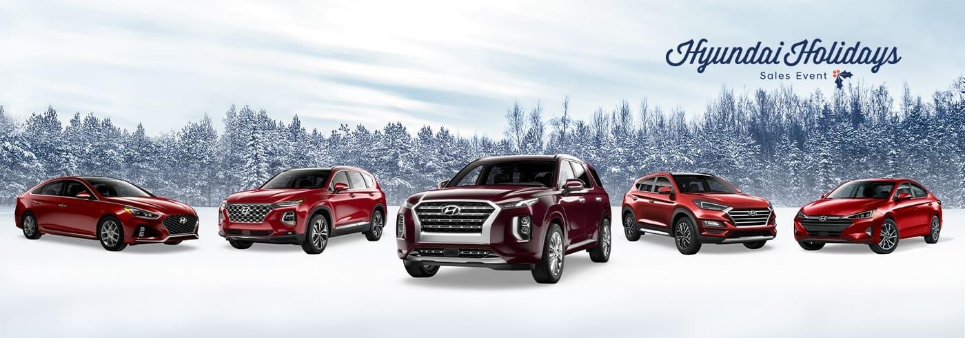 Denver Area Hyundai Holidays Sales Event