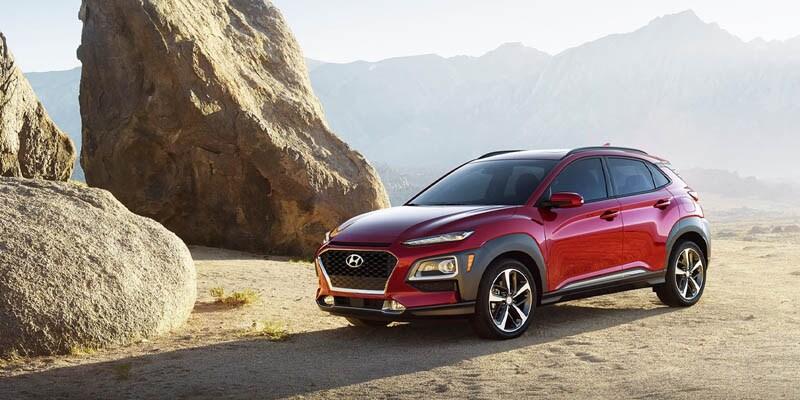 The 2020 Hyundai Kona thrills drivers in Centennial CO