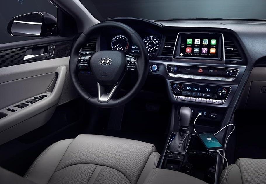 Arapahoe Hyundai Interior 2018 Hyundai Sonata By