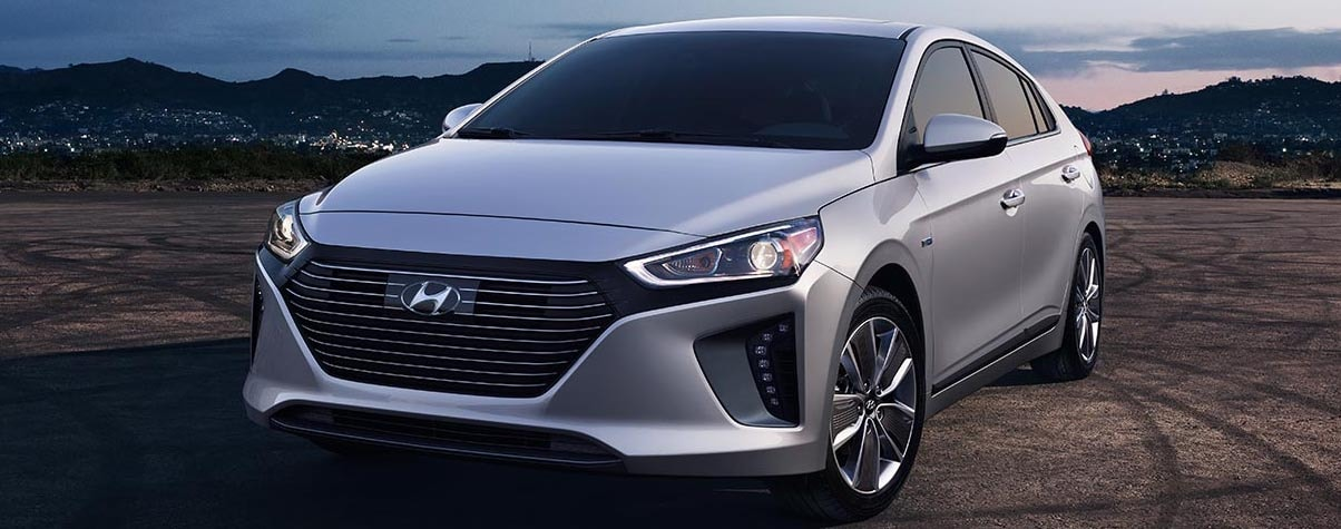 2017 Hyundai Ioniq Hybrid NEWS Denver CO