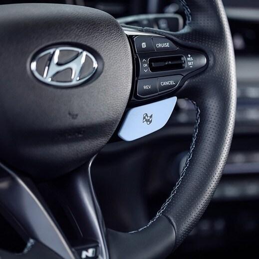 Interior - 2019 Hyundai Veloster N in Centennial - Arapahoe Hyundai