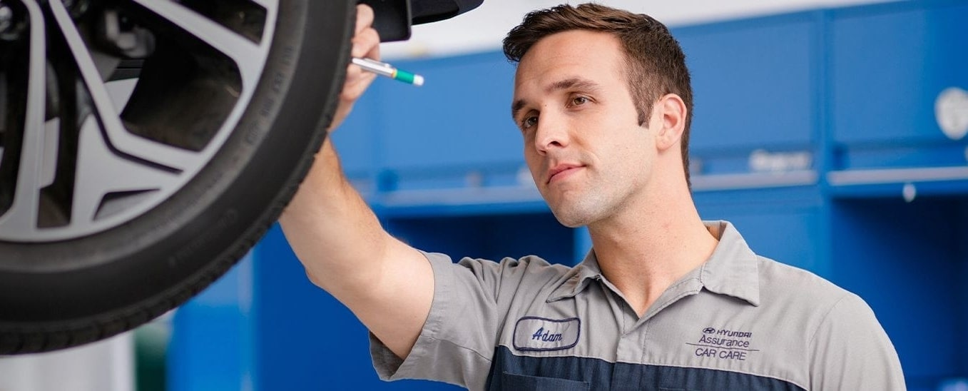 Ask about 3 years Hyundai free maintenance in Centennial CO