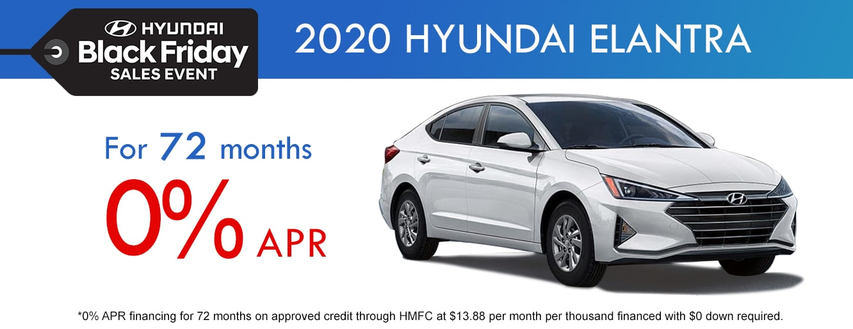 Save Big at the Hyundai Black Friday Sales Event near Aurora CO