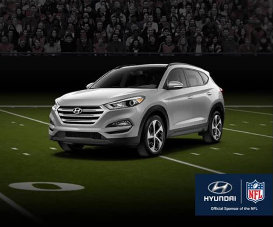 Hyundai Is The Official Sponsor Of The NFL