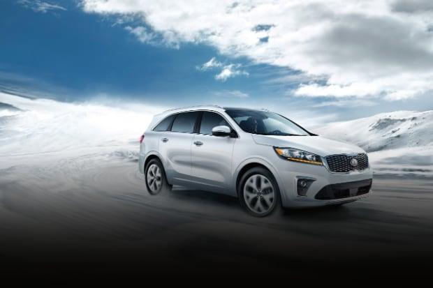 Buy, Lease, or Finance the 2020 Kia Sorento near Wheat Ridge CO