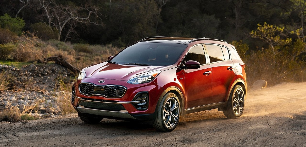 The 2020 Kia Sportage is a top-rated SUV that comes with an array of features serving Centennial Colorado