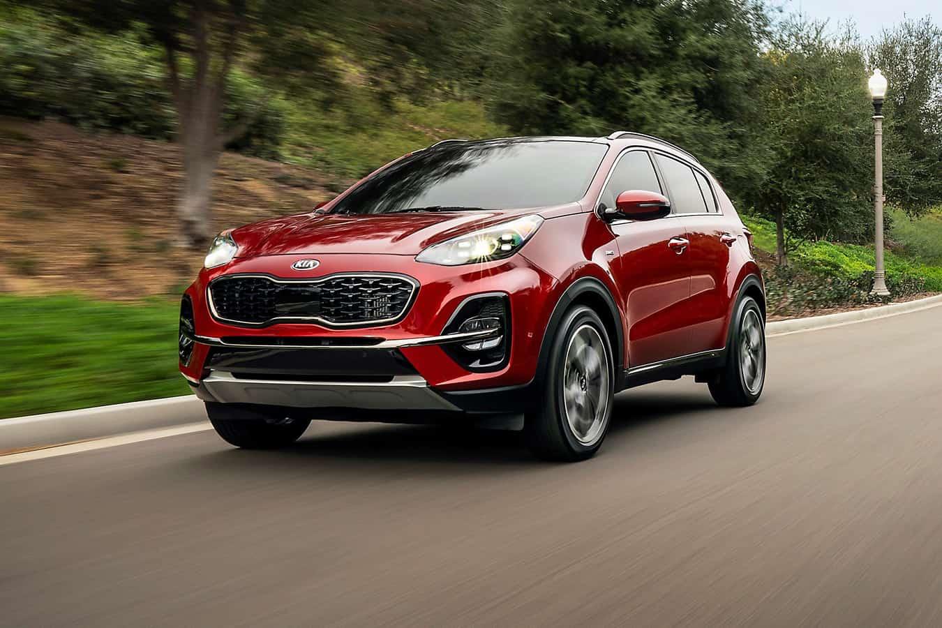 Purchase a SUV Online 2020 Kia Sportage Near Longmont CO