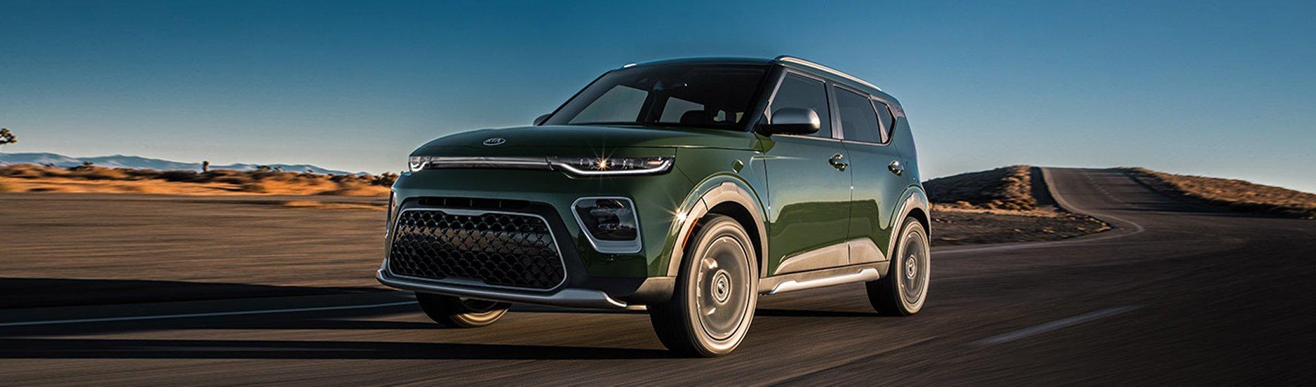 Test drive the 2020 Kia Soul near Littleton CO