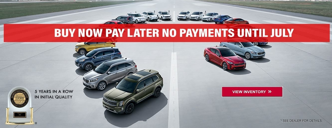 Buy Now Pay Later No Payments Until July in Centennial CO