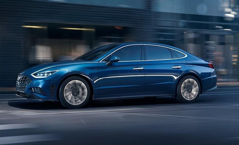 The 2020 Hyundai Sonata Hybrid sedan is equipped with innovative technologies serving Boulder Colorado