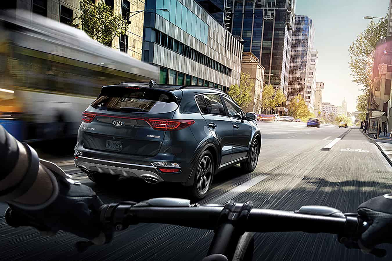 Research the 2020 Kia Sportage near Littleton CO