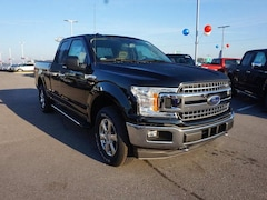 New Ford for sale 2018 Ford F-150 XLT 4WD Supercab 6.5 Box Extended Cab Pickup 1FTFX1EG4JKC73188 in New Iberia, LA