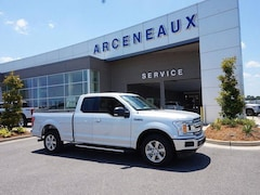New Ford for sale 2018 Ford F-150 XLT 2WD Supercab 6.5 Box Extended Cab Pickup 1FTEX1CG4JKE21337 in New Iberia, LA
