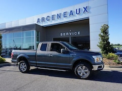 New Ford for sale 2018 Ford F-150 XLT 4WD Supercab 6.5 Box Extended Cab Pickup 1FTFX1E53JKF87090 in New Iberia, LA