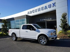 New Ford for sale 2018 Ford F-150 XLT 4WD Supercab 6.5 Box Extended Cab Pickup 1FTFX1E55JKF87091 in New Iberia, LA