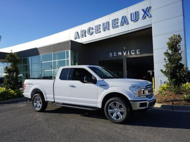 2018 Ford F-150 XLT 4WD Supercab 6.5 Box Extended Cab Pickup