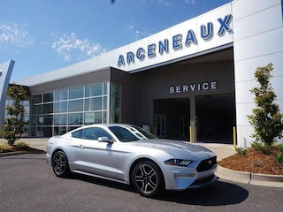 2018 Ford Mustang Ecoboost Fastback Car