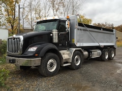 2017 INTERNATIONAL TANDEM STEER HX-620 w/22' DUMP