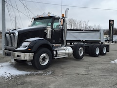 2019 INTERNATIONAL 505 HP AUTOMATIC TRI-AXLE CHASSIS