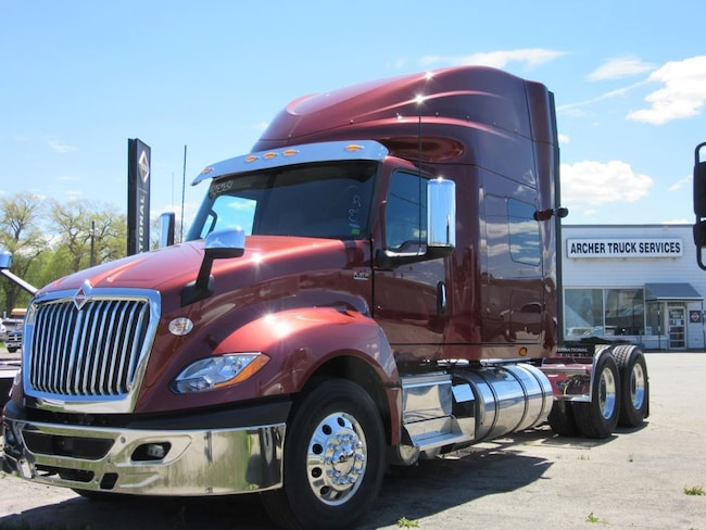 2018 INTERNATIONAL LT-625 WITH COLLISION MITIGATION DIAMOND TRIM 73
