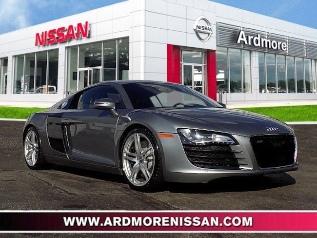 2010 Audi R8 4.2 Coupe