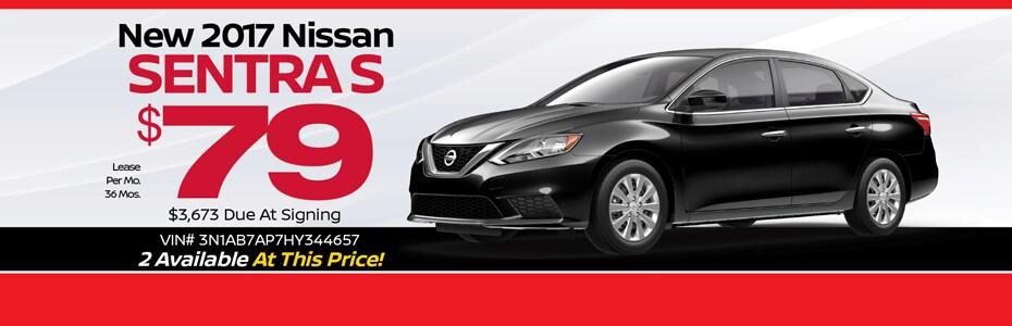 2017 Nissan Sentra From Ardmore Nissan   Philadelphia Nissan Dealer