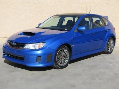 Used 2014 Subaru Impreza Wagon WRX WRX For Sale | Show Low AZ