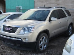 Bargain used vehicles 2008 GMC Acadia SLT2 SUV for sale near you in Winslow, AZ