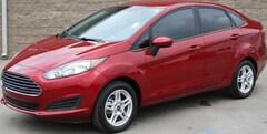 Used car 2017 Ford Fiesta SE 3FADP4BJ6HM126047 in Winslow, AZ