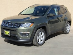 New 2019 Jeep Compass LATITUDE FWD Sport Utility in Snowflake, AZ