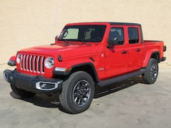 New 2020 Jeep Gladiator OVERLAND 4X4 Crew Cab in Safford, AZ