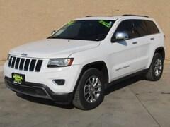 2014 Jeep Grand Cherokee Limited SUV