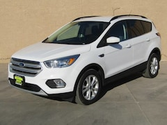 Used car 2018 Ford Escape SE 1FMCU0GD1JUA11380 in Winslow, AZ
