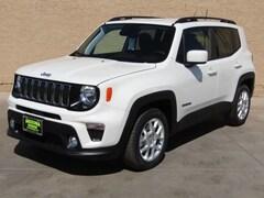 New 2019 Jeep Renegade LATITUDE 4X4 Sport Utility in Safford, AZ