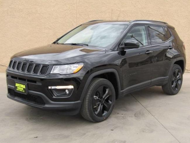 New 2019 Jeep Compass ALTITUDE 4X4 Sport Utility in Safford, AZ