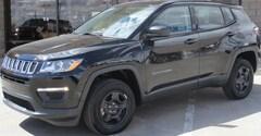New 2018 Jeep Compass SPORT 4X4 Sport Utility in Safford, AZ