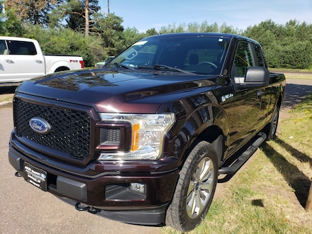 2018 Ford F-150 Extended Cab Short Bed Truck