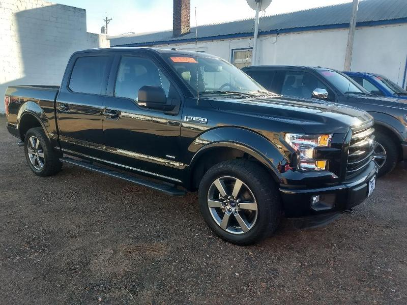 2016 Ford F-150 Crew Cab Truck
