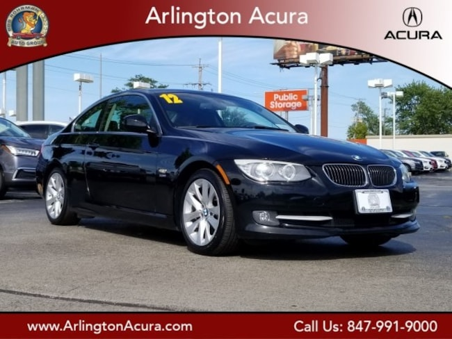 2012 Bmw 328i For Sale >> Used 2012 Bmw 328i Xdrive For Sale At Arlington Acura In Palatine Vin Wbakf3c57ce974563