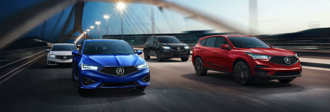 2019 Acura Models