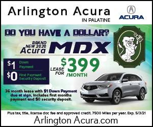 Brand New 2020 Acura MDX
