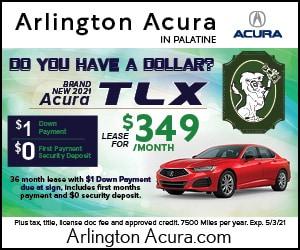 Brand New 2021 Acura TLX