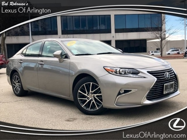 2016 LEXUS ES Sedan 58ABK1GG5GU007853 for sale in Arlington Heights, IL at Lexus of Arlington