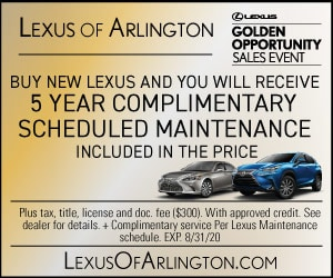 BUY NEW LEXUS AND YOU WILL RECEIVE