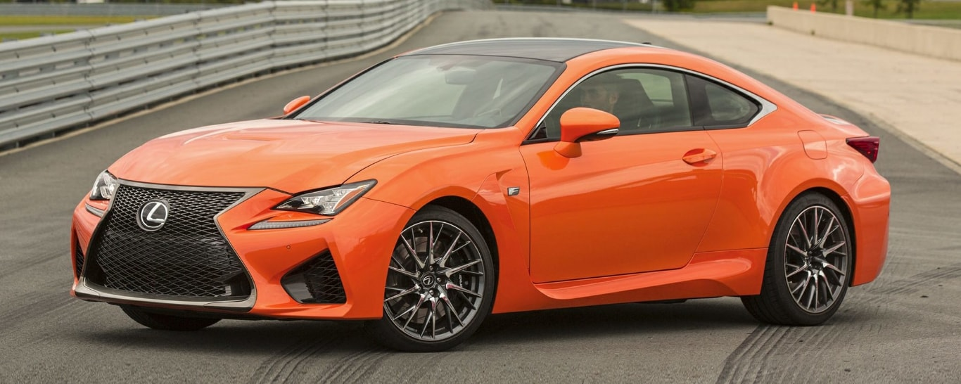 New Lexus Rc Luxury Coupe For Sale In Arlington Heights Il